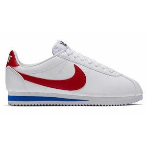 Nike Cortez Classic Leather bílé 807471-103