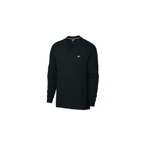 Nike Sportswear Optic Crew Hoodie Black černé 928465-010