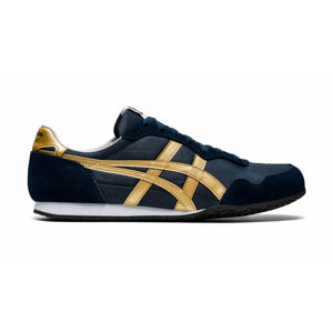 Onitsuka Tiger Serrano Midnight/Pure Gold modré 1183B400-400