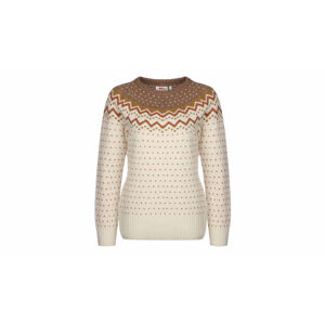 Fjällräven Övik Knit Sweater W Terracotta Pink Multicolor F89941-306