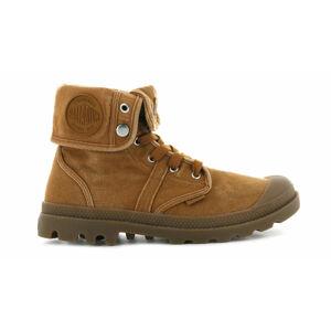 Palladium Boots Pallabrouse Baggy Cathay Spice  hnědé 02478-239-M