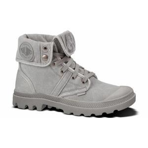 Palladium Boots Pallabrouse Baggy M šedé 02478-066