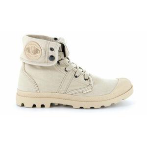 Palladium Boots US Baggy F-Sahara Ecru světlehnědé 92478-219