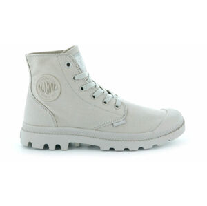 Palladium Pampa Hi Mono chrome Rainy day šedé 73089-056-M