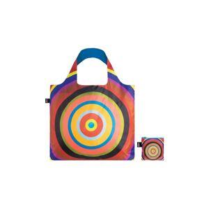 Loqi POUL GERNES Target Bag červené PG.TA