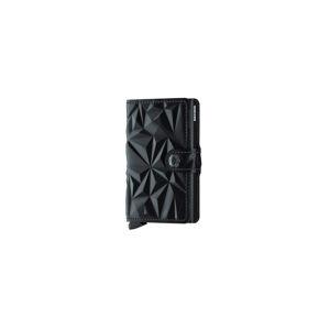 Secrid Miniwallet Prism Black černé MPr-BLACK