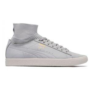 Puma Clyde Sock SELECT Gray Violet šedé 36457303