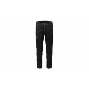 Maloja Pants Puschal Moonless černé 28524-1-0817