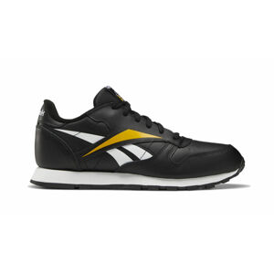 Reebok Classic Leather Black White Toxyel černé EF8533