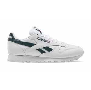 Reebok Classic Leather Shoes bílé FY9403