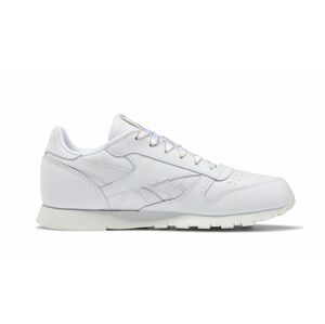 Reebok Classic Leather White Chalk Gold šedé DV9631