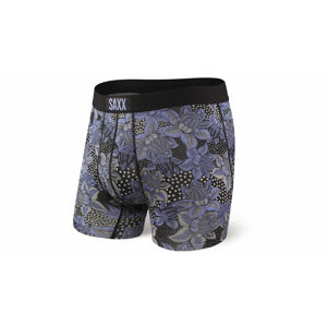 Saxx Ultra Boxer Brief Fly Black Ops Flora šedé SXBB30FBLF