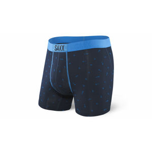 Saxx Vibe Boxer Brief Navy Arrow modré SXBM35ARN