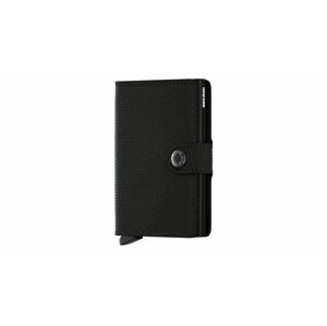 Secrid Miniwallet Crisple Black černé MC-Black