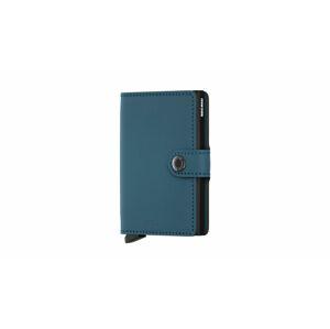 Secrid Miniwallet Matte Petrol modré MM-Petrol
