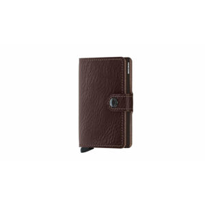 Secrid Miniwallet Vegan Espresso-Brown hnědé MVg-Espresso-Brown