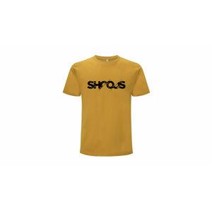 Shooos Faded Logo T-Shirt Limited Edition žluté 01019-FL