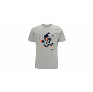 Shooos Legacy Grey T-Shirt Limited Edition šedé 01098-LGL