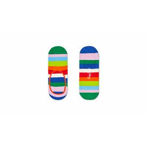 Happy Socks Stripe Liner Sock Multicolor STR06-2500