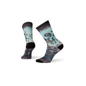 Smartwool Outdoor Light Crew Socks modré SW003910150