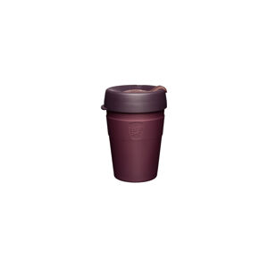 KeepCup Thermal Stainless Steel M/12 oz bordová TALD12