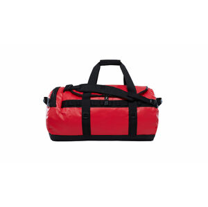 The North Face Base Camp Duffel - M TNF RED / Black červené T93ETPKZ3