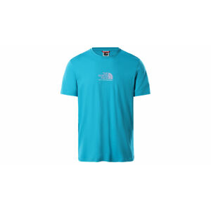 The North Face M Fine Alp Tee 3 modré NF0A4SZUD7R