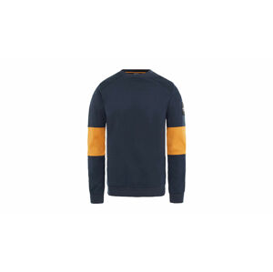 The North Face M Fine Crew Sweat Lt Urbnnvy/Citrnyw šedé T93BNYLMT