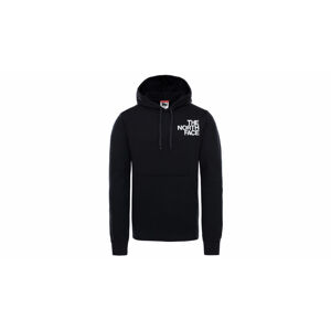 The North Face M Oversize Logo Hd Tnfblack/Tnfwht černé NF0A4SYOKY4