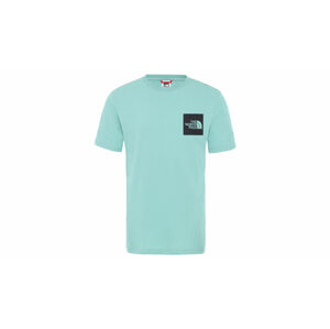 The North Face M Fine Tee zelené NF00CEQ5RN6