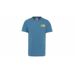 The North Face M Graphic Tee modré NF0A4M96Q31