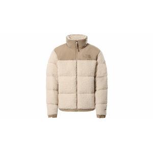 The North Face M Sherpa Nuptse Jacket hnědé NF0A5A8411G