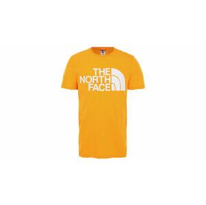 The North Face M Standard Tee žluté NF0A4M7X56P