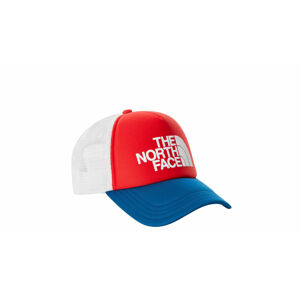 The North Face Tnf Logo Trucker červené NF0A3FM3Y3B