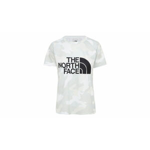 The North Face W Grap Play Hard slim S/S bílé NF0A3YHKHL3