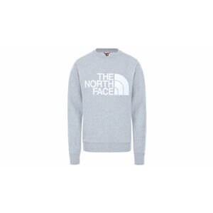 The North Face W Standard Crew šedé NF0A4M7EDYX