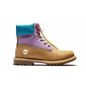 Timberland 6 Inch Premium Waterproof Boot L/F- W hnědé A2MBE-WHE