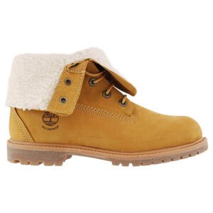 Timberland Teddy Fleece WP hnědé 8329R-WHE