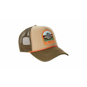 The North Face Valley Trucker hnědé NF0A55IT076