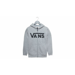 Vans By Vans Classic  Boys Hoodie  8-14 years old šedé VN000J6LADY
