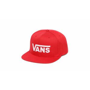 Vans Mn Drop V Ii Snapback Racing Red červené VN0A36ORIZQ