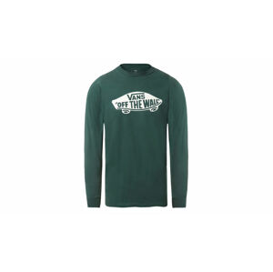 Vans MN Off The Wall Long Sleeve zelené VN00059JTS0