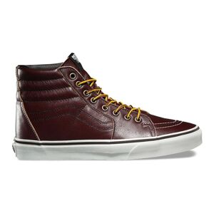 Vans SK8-Hi Ground Breakers Rum Raisin hnědé VA38GEOE5