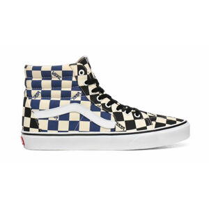Vans Ua Sk8-Hi (Big Check) Black/Navy Multicolor VN0A4U3CWRT