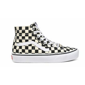 Vans Ua Sk8-Hi Tapered (Checkerboard) Blk/Truwht Multicolor VN0A4U165GU