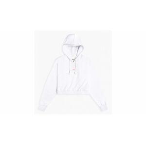 Vans Wm Sponsorship Hoodie White bílé VN0A4DQHWHT