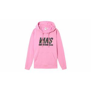 Vans Wm Sport Bf Stripe Hoodie Fuchsia Pink růžové VN0A4DQKUNU