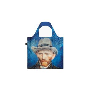 Loqi VINCENT VAN GOGH Self Portrait with Grey Felt Hat Bag modré VG.SP