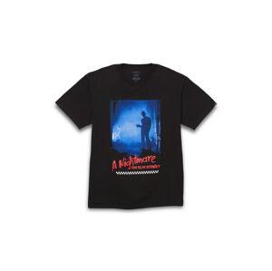 Vans x Nightmare (House of Terror) T-shirt černé VN0A5433BLK