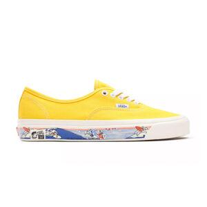 Vans Ua Authentic 44 Dx (Anaheim Factory) Og Yellow žluté VN0A54F241Q1